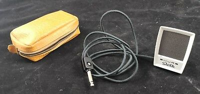 microfono portatile anni 60 vintage Shure starlight CX95E made in usa
