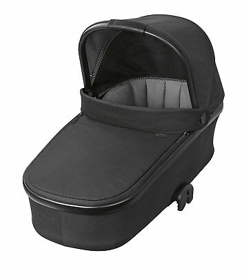 Maxi-Cosi Oria Lightweight Baby Carrycot - Nomad Black A