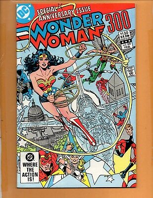 Wonder Woman #300 1st series Feb 1983 HIGH GRADE VF+ to VF/NM