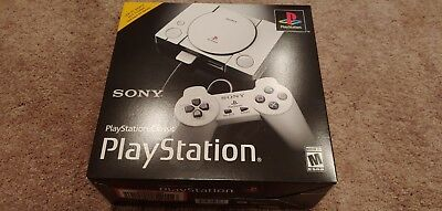 Sony PlayStation Mini Classic Console! BRAND NEW! IN HAND!