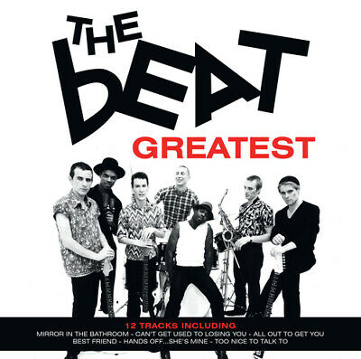 The Beat : Greatest CD (2015)