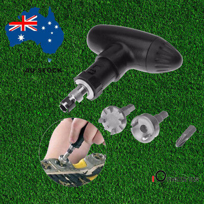 Golf Spike Wrench Tool For Your Golf Shoes Remove Replace Spikes Free Shipping