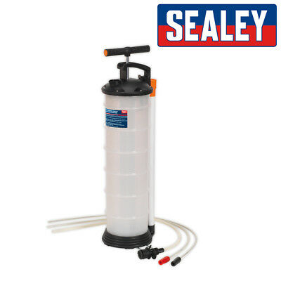 Sealey TP69 Vacum Oil / fluid extractor (Remove oil via dipstick opening) 6.5L