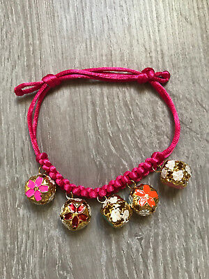 collier grelot chat chien rose neuf