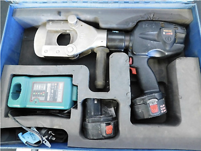 Cembre B-TC055 battery powered hydraulic cutting tool