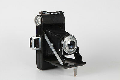 Agfa Billy 6,3 6x9 Rollfilmkamera mit 6,3/105mm Agnar