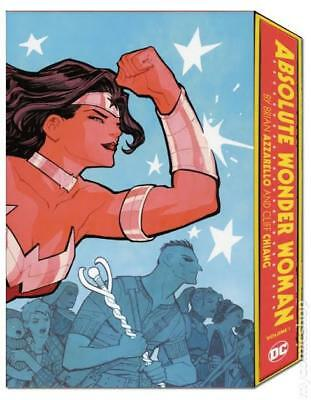 Absolute Wonder Woman HC (2017 DC Comics) By Brian Azzarello and Cliff Chiang