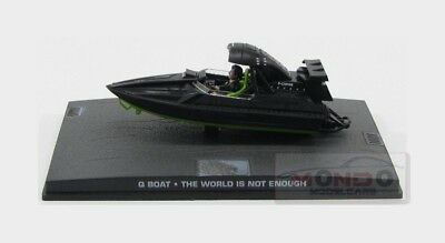 Motorboat F-Com/09 Twine 007 James Bond The World Is Not Enough 1:43 BONDCOL082