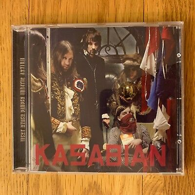 Kasabian : West Ryder Lunatic Asylum CD (2009) - Fast FREE UK Postage