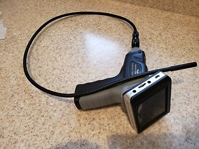 """USED WHISTLERmWIRELESS INSPECTION CAMERA W/ 2.4"""" DETACHABLE COLOR LCD"""