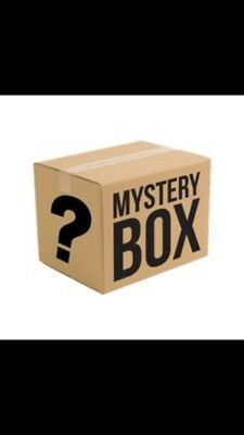 Mysteries Various Items In Box- No Trash!  Free shipping!!