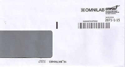 Privatpost OMNILAB Citipost Nordwest-Mail 2014, Oldenburg