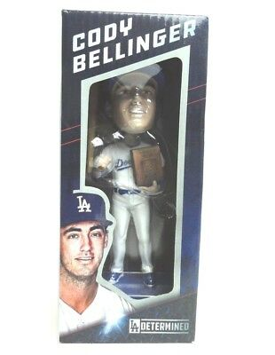Cody Bellinger Bobble Head LA Dodgers 60th Los Angeles 2017 Rookie of the Year