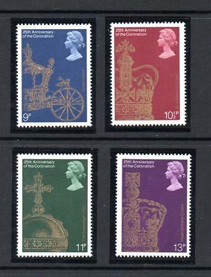 GB 1978 25th Anniversary of the Coronation. MNH.One postage for multi  buys.