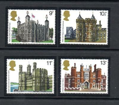 GB 1978 British Architecture. MNH.One postage for multi  buys.