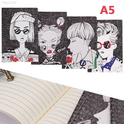 A18D Gift Diary Planner Diaries Rebellious Teenager Student Supplies