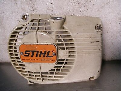 OEM RECOIL PULL STARTER HOUSING  STIHL CHAINSAW 026 024  MS260        my#320
