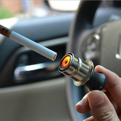AUTO CAR MOTORCYCLE CIGARETTE LIGHTER FIRE POWER PLUG ELEMENT LIGHT 12V 20mm  Be