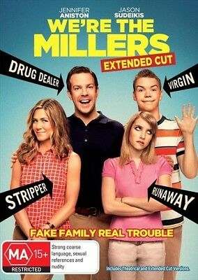 We're The Millers, DVD
