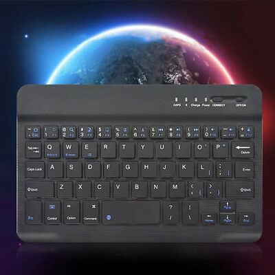 Wireless Bluetooth Tastatur 10.1 Zoll QWERTZ Tastatur Für iOS, Android, Windows