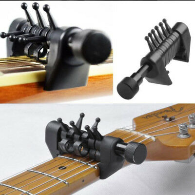 1 X Multifunction Capo Open Tuning Spider Chords For Acoustic Guitar Strings HOT