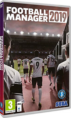 Football Manager 2019 PC CD