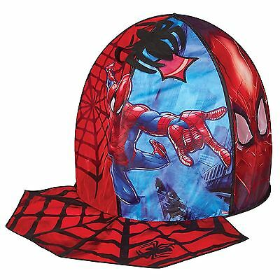 The Avengers Marvel Spider-Man Wendy House Playhouse Pop Up Role Play Tent