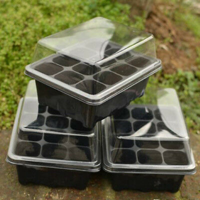 Rapid Rootrainers Propagation System Root Trainer Seed Seedling Tray 12 Holes
