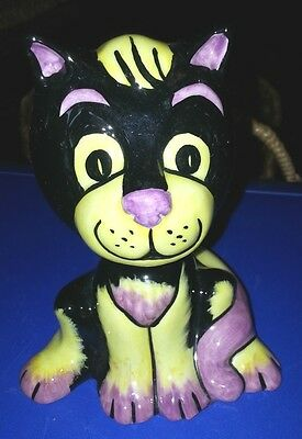 Lorna Bailey FESTER the cat excellent condition  FREE P&P %