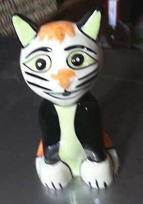 Lorna Bailey Co Co the Cat  excellent condition  FREE P&P