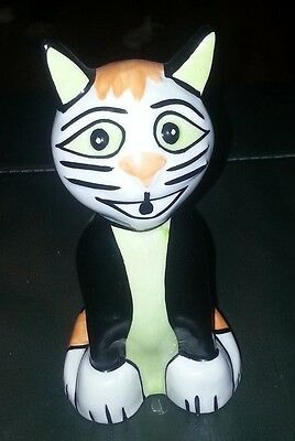 LORNA BAILEY COCO the cat excellent condition FREE P&P +