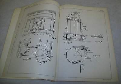 Rotating Store Front Patent. Hoover, Usa. 1908