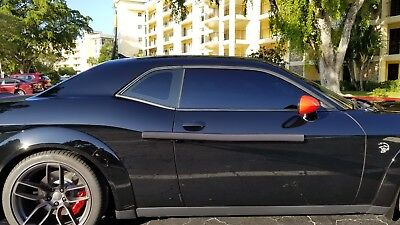Magnetic Car Door Dent Protector Removable, Prevent Paint Chipping and Dents.