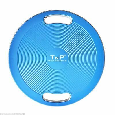 TNP Balance Board Fitness Training Core Stability Wobble Strength Exercise Yoga