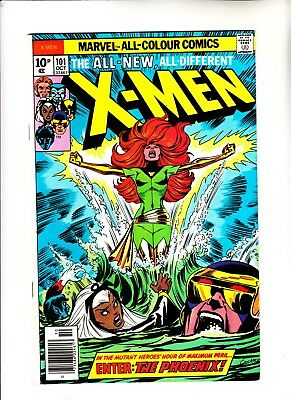 X-men 101 1st app of Phoenix