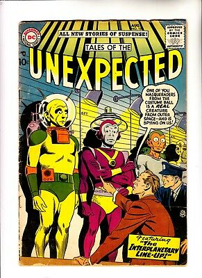 Tales of the Unexpected 16 Thor predates Journey into Mystery 83 by Jack Kirby!