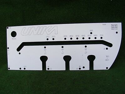 Kitchen Fitters Jig Unika Jig For Use With Router Wood Work Tools