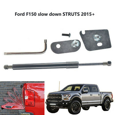 Tailgate Assist Shock Slow Down Struts Gas Lift Support for 2015-2019 Ford F-150