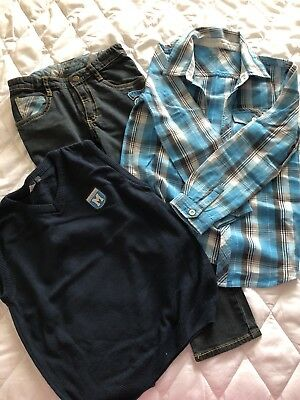 Excellent Condition Boys Mitch And Son Bundle Age 6. Would Suit Age 6-7