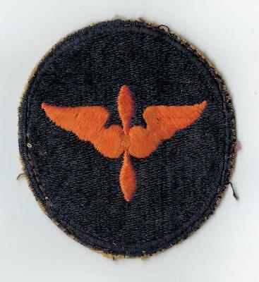 WW2 US Army Airforce Cadet Patch WWll Original Mose Collection Cut Edge