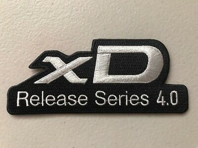 Scion xD Release Series 4.0 High-Quality Embroidered Toyota TRD Patch XD xd V3