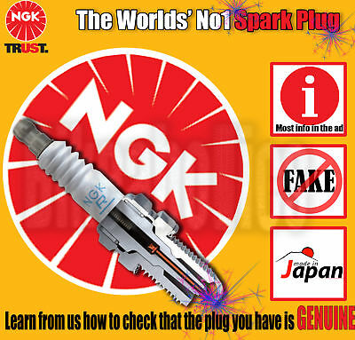 NGK Spark Plug for Suzuki Motorcycles