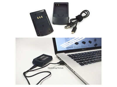 Powersmart USB Charger for Samsung SMX-F300BP SMX-F300RP SMX-F30BP SMX-F30RP