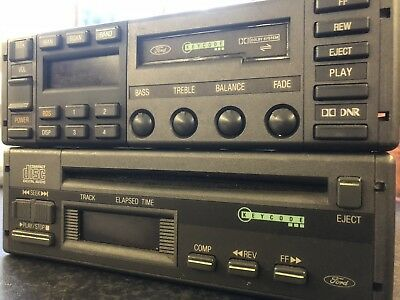 Cd player for ford escort