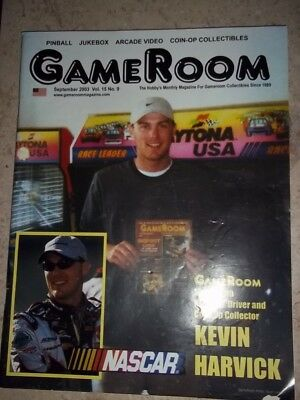 GameRoom Magazine - Sept 2003 Vol.15 No.9 Free Shipping!