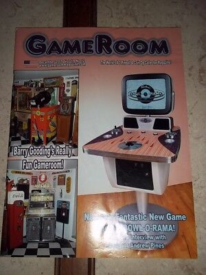 GameRoom Magazine -Dec 2005 Vol 17 No 12. Free Shipping!