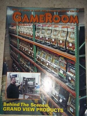 GameRoom Magazine - Dec 2002 Vol.14 No.12  Free Shipping!