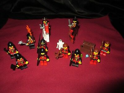 Armor . Details about  /LEGO Castle Dragon  Minifigures LOT Knights,Soldiers,Weapons Wizard