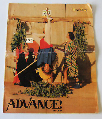 Advance Issue 34 September-October 1975 ~ Monthly Magazine Church of Scientology