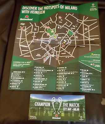 mappa milano Champions League final Real Madrid-Atletico Madrid milano 2016